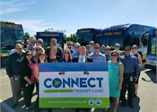 INIT, Sacramento launch region-wide smart card fare collection system