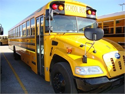 Metropolitan School District of Warren Township replaced 11 older diesel buses in its fleet with Blue Bird Vision propane buses.