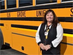 Jill Gayaldo, who worked her way up from secretary to director, will step down from her role at Elk Grove USD after more than 30 years in pupil transportation.