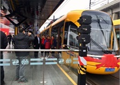 Keolis opens first tram network in China