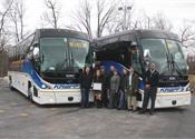Krapf's Coaches adds 2 MCI J4500s