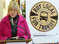 Calling on Your Customers to 'Buy Local for Transit'