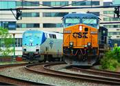 Freight and Passenger Rail: Friends or Foes?