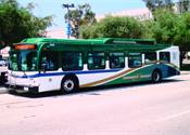 Torrance Transit marks 70 years with new gasoline-electric fleet