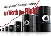 Locking in Today's Fuel Prices for Tomorrow: Is it Worth the Risk