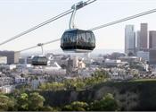 LA Metro begins process for aerial gondola development