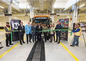 L.A. Metro opens new 'green' bus facility