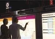 How Wayfinding Tech Makes It Easy to Deliver Transit Info to Customers