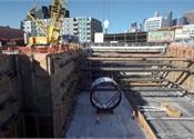 LA Metro unveils new tunnel boring machine named Angeli