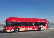 Long Beach Transit debuts battery-electric bus fleet