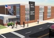 M-1 Rail opens rail facility for Detroit streetcar