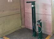 MARTA adds bicycle repair kiosks, racks at stations