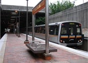 MARTA expanding paid parking at rail stations