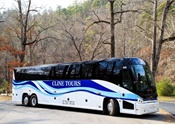 MCI delivers J4500s to Cline Tours, Lamers Bus Lines