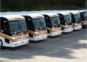 Motorcoach sales steady, but down in Q1, ABA report finds
