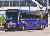 MCI completes delivery of Denver RTD's 42 Commuter Coach order