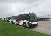 Houston METRO awards MCI 3-year contract for up to 169 coaches