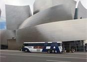 LA DOT add 9 more MCI CNG Commuter Coaches