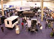 Electric Vehicles Charge Up the Show Floor at BusCon 2013