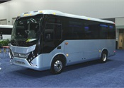 23-ft. battery-electric bus