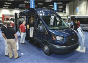 Ford Transit at BusCon