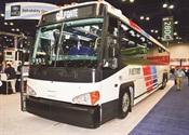 Clean-diesel commuter coach