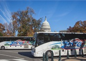 Innovative Motorcoach Operator of the Year: DC Trails