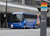 Megabus reinventing intercity travel