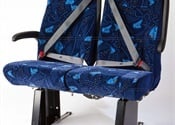 Upholstery-Free Seating Options Pave the Way In Transit