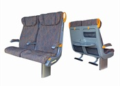 Kustom Seating Introduces New Generation Intercity Rail Seat