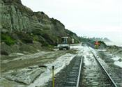 Calif.'s Metrolink weathers record storms, plans service upgrades