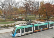 Innovative Design Solutions Help Bring Streetcars Back to Cincinnati