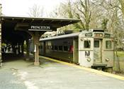 Princeton arts complex proposal may save historic 'Dinky' train