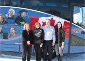 Husband and Wife Team Named Motorcoach Operator of the Year