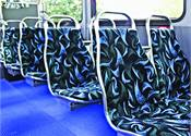 Seating Options Focus on Seat belts, Convenience and Compartmentalization