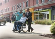 Transit Increases On-Demand Options for Wheelchair Users