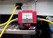 Engine heater tester