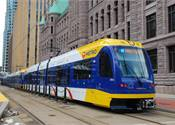 Minneapolis' Metro Brings Wind-Powered Rail Travel
