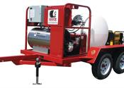 Mobile cleaning, thawing system