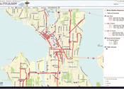 Fleet data mapping software