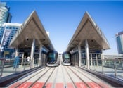 Dubai Tram System: Alstom's Innovative Rail Tech Takes Off