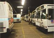 Improving Bus Service Cost and Efficiency Using Indoor Location Systems