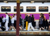 Rail systems turn to improved infrastructure, tech to combat fare evaders