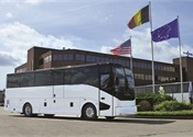 ABC's new Van Hool Proves All 35-Foot Coaches are Not Created Equal