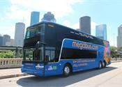 Megabus expands into Calif., Nev.