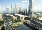 Rail Station Redevelopment to Redefine Philadelphia for 21st Century