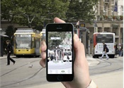 Trip-planning app uses augmented reality to offer live passenger info