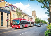 Top 100 Bus Fleets Survey: Transit works to boost ridership, services
