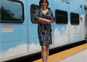 2014 Women In Transportation: Vicki Woolridge