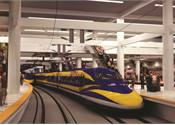 California has a high-speed rail project